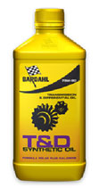 T&D SYNTHETIC OIL